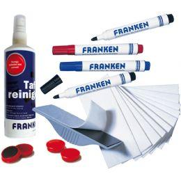 FRANKEN Weißwandtafel-Zubehörset X-tra!Line