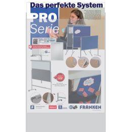 FRANKEN Wetterfeste Postertasche, DIN A1, 594 x 841 mm