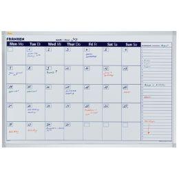 FRANKEN X-tra!Line Planungstafel Wochenkalender, 900x600 mm