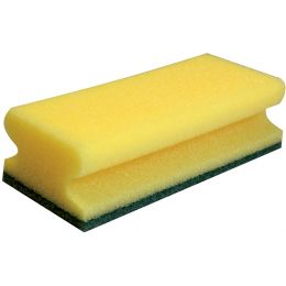 franz mensch Reinigungsschwamm CLASSIC, 150 x 70 mm, gelb