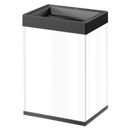 Hailo Abfalleimer Big-Box Quick L, 35 Liter, weiß