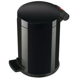 Hailo Tret-Kosmetikeimer ProfiLine Solid S, 4 Liter, schwarz