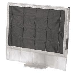 hama Bildschirm-Staubschutzhaube, transparent