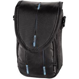 hama Kamera-Tasche Canberra 90 L, schwarz / blau