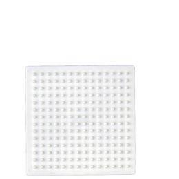 Hama Stiftplatte kleines Quadrat, weiß