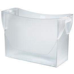 HAN Hängeregistratur-Box SWING COMFORT, glasklar-transluzent