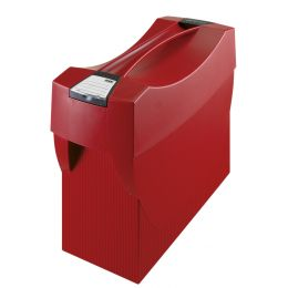 HAN Hängeregistratur-Box SWING PLUS, Kunststoff, lichtgrau