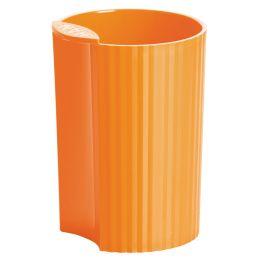 HAN Stifteköcher LOOP Trend Colour, Kunststoff, orange