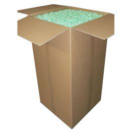 HAPPEL Füllmaterial Flo Pak Bio 8, im Karton, 220 Liter