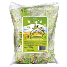 HELLMA Fruchtgummi Betthupferl, im Polybeutel