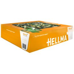 HELLMA Schokoladen-Keks Glückspilze, im Karton