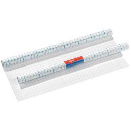 herlitz Buchschutzfolie, 400 mm x 1 m, PP, transparent