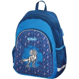herlitz Kinderrucksack Blue Dino