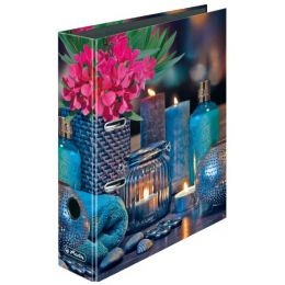 herlitz Motivordner maX.file Candle Dream, DIN A4