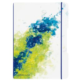 herlitz Notizheft my.book flex Color Splash, A4, lemon