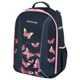 herlitz Schulrucksack be.bag AIRGO Butterfly