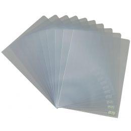 herlitz Sichthülle, DIN A4, PP, glasklar, 0,11 mm