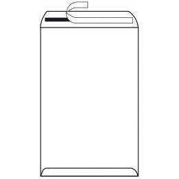 herlitz Versandtasche, DIN C5, ohne Fenster, braun