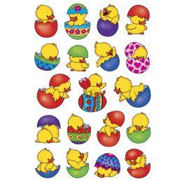 HERMA Oster-Sticker DECOR Küken im Ei