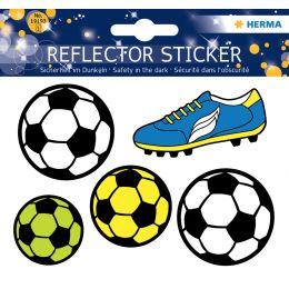 HERMA Reflektorsticker Fußball