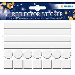 HERMA Reflektorsticker Neutral
