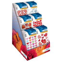 HERMA Sticker DECOR dAmour, Thekendisplay