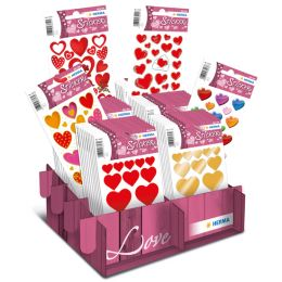 HERMA Sticker DECOR Love Klassiker, im Thekendisplay
