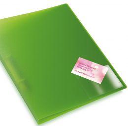 HERMA Visitenkarten-Selbstklebetaschen, 95 x 60 mm, aus PP