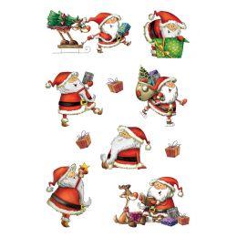 HERMA Weihnachts-Sticker DECOR Nikolaustag