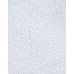 HEYDA Bastelkarton Roma, DIN A4, 220 g/qm, weiß