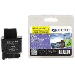 JET TEC wiederbefüllte Tinte B98C ersetzt brother LC-980C