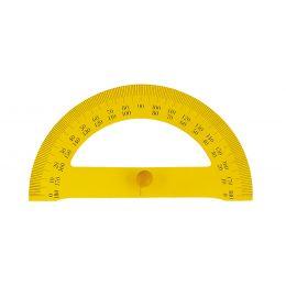 JPC Tafel-Halbkreis-Winkelmesser, 180 Grad, magnethaftend