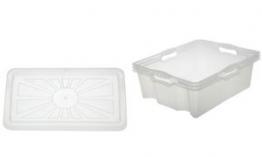 keeeper Deckel franziska für Multi-Box L + XL, transparent