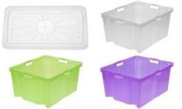 keeeper Deckel franziska für Multi-Box XXL, transparent