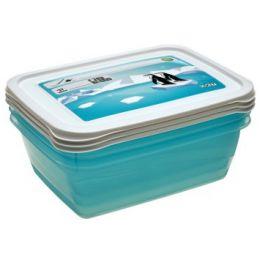 keeeper Gefrierdose mia polar, 1,0 Liter, 3er Set