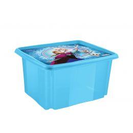 keeeper kids Aufbewahrungsbox anna frozen, 24 Liter