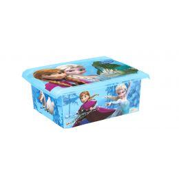 keeeper kids Aufbewahrungsbox filip frozen, 10 Liter