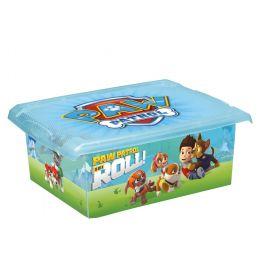 keeeper kids Aufbewahrungsbox filip Paw Patrol, 10 Liter