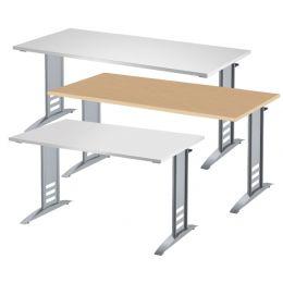 kerkmann Schreibtisch tec-art, (B)800 x (T)800 mm, buche
