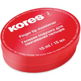 Kores Fingeranfeuchter, 15 ml, Runddose, geruchslos