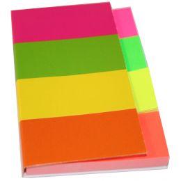 Kores Pagemarker - Papier, 20 x 50 mm, Neonfarben