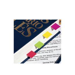 Kores Pagemarker - Papier, 40 x 50 mm, Neonfarben