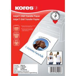 Kores T-Shirt Transferfolie, für helle Textilien