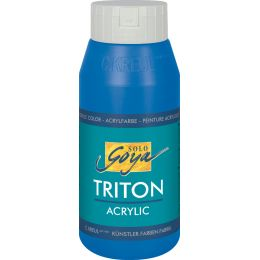 KREUL Acrylfarbe SOLO Goya TRITON, mischweiß, 750 ml