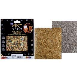 KREUL Blattmetall-Flocken Home Design ART DECO, gold