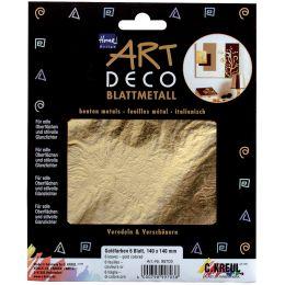 KREUL Blattmetall Home Design ART DECO, gold