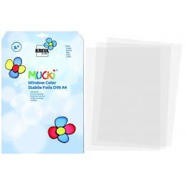 KREUL Spezialfolie für Window Color MUCKI, DIN A4
