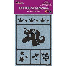 KREUL Tattoo Schablone Fairytale Dream