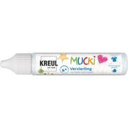 KREUL Verzierling MUCKI, Glitzerstaub, 29 ml Pen