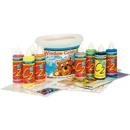 KREUL Window Color Hobby Line C2, Set Power Pack